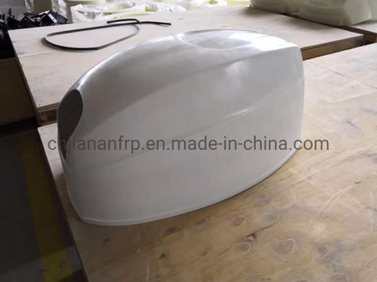 OEM/ODM Durable Corrossitive Resistance Yacht Motor Cover SMC Process