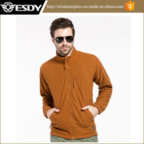 [Hot Item] 3 Colors Fashion Spring Autumn Fleece Jacket, Men\u0027s Fashion Coat