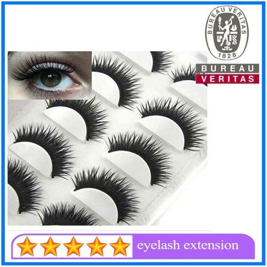 cb215671d2e China Women 6D False Eyelash Cluster Eye Lashes Extension - China ...
