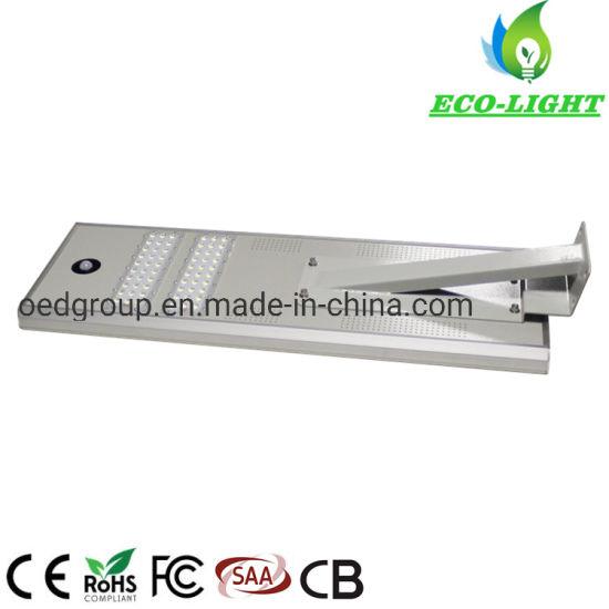 Rural Garden Outdoor Solar Energy Lamp IP65 40W LED Street Light