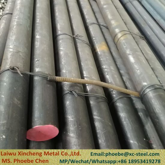 China Sae 1045 S45c C45 En8 Hot Rolled Carbon Steel Round Bar China Steel Round Bar Carbon Steel Round Bar