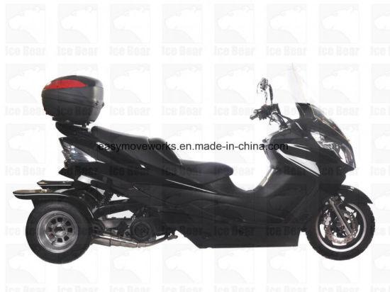 Zhenhua Pst150c 150cc Motorcycle Cdi Elec Disc EPA Stroke Trike