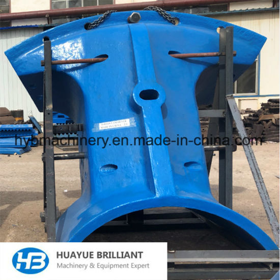 High Manganese Steel Casting 60-89 Gyratory Crusher Arm Guard pictures & photos