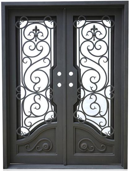 Best Seller Wrough Iron Door