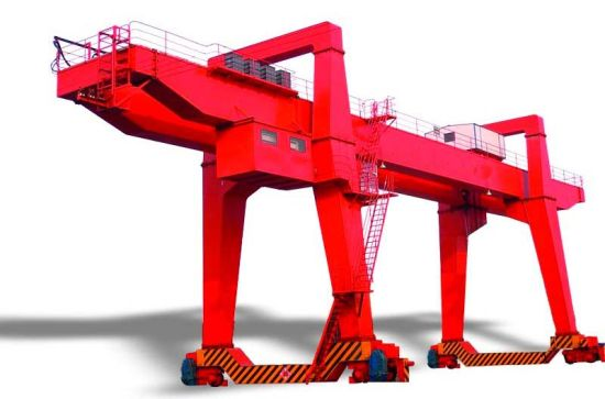Harbor Freight Gantry Crane >> Heavy Duty Double Girder Overhead Travelling Construction And Harbor Freight Gantry Crane