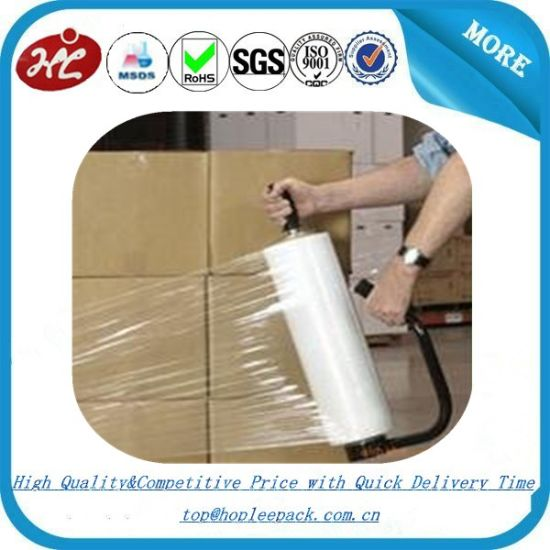 Plastic Pallet Wrap Manufacturer for Selling pictures & photos