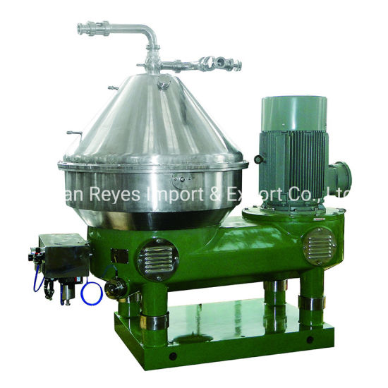 Customized Factory Use Disc Stack Centrifuge / Centrifuge Separator for Liquid pictures & photos