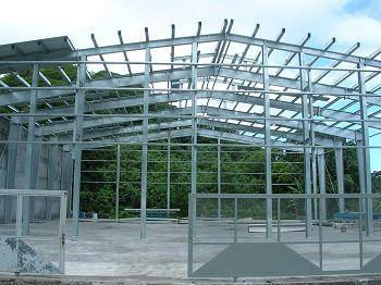 Steel Structure Framework /Steel Structure Roof pictures & photos