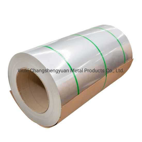 Building Material 304 Cold Rolled Stainless Steel Sheet Coil