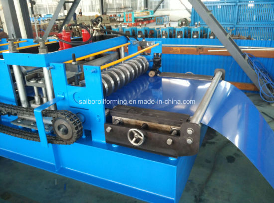 High Speed Floor Decking Roll Forming Machine pictures & photos