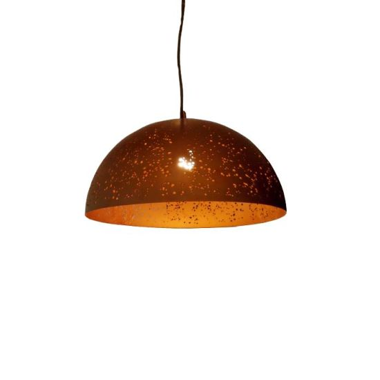 Best-Selling Modern Metal Corrosive Pendant Lamp Lighting in Gold Color for restaurant pictures & photos
