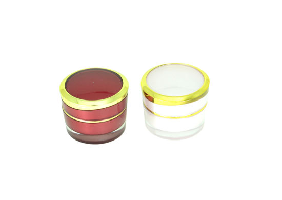 5g Cosmetic Cream Jars, Plastic Empty Small Jar pictures & photos