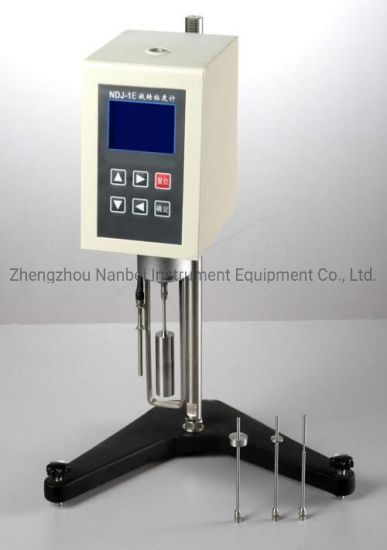 Digital Rotational Oil Viscometer with CE Certificate