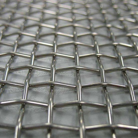 2017 Stainless Steel Crimped Woven Wire for Industry (CWW) pictures & photos