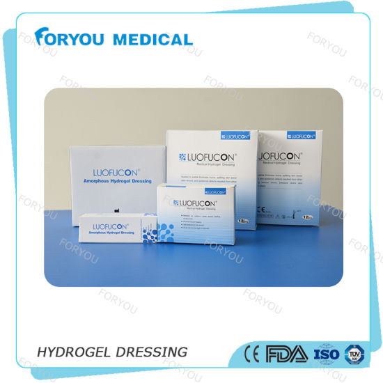 New Hydrogel 15g Tube Hydrogel Dressing pictures & photos