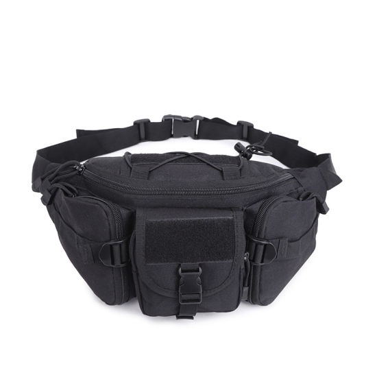 Camo Army Multifunction Climbing Military Crossbody Tactical Waist Bag for Men