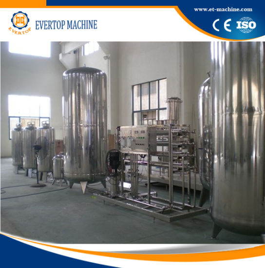 Ce Approved Reduce Water Hardness Industrial Reverse Osmosis pictures & photos