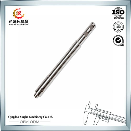 Custom Metal Machining Stainless Steel 316 Driving Shaft pictures & photos