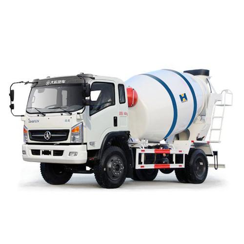 Sinotruk HOWO 6cbm Concrete Mixer Truck for Sale