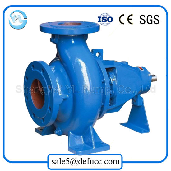 High Quality Single-Stage End Suction Centrifugal Water Pump pictures & photos