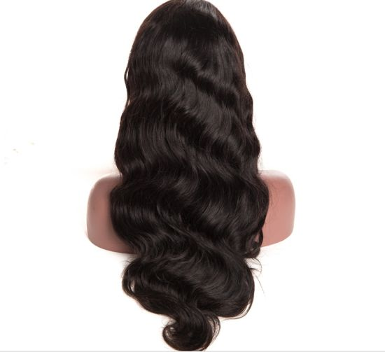 Body Wave 150 Density 22 Inch Full Lace Wig Wholesale Cheap Human Hair