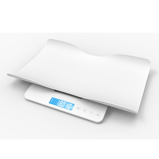 Electronic Baby Body Fat Weighing Scale 1-20kg