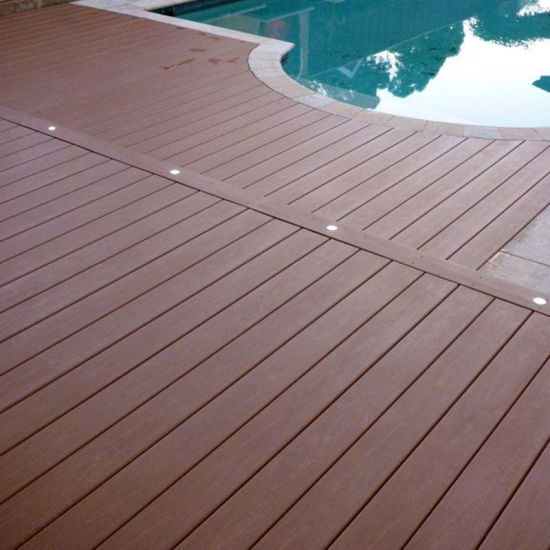 Good Price Environmental Friendly Wood Plastic Composite Timber Decking pictures & photos
