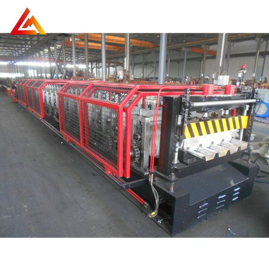 Yx65-220-880 Floor Decking Roll Forming Machine