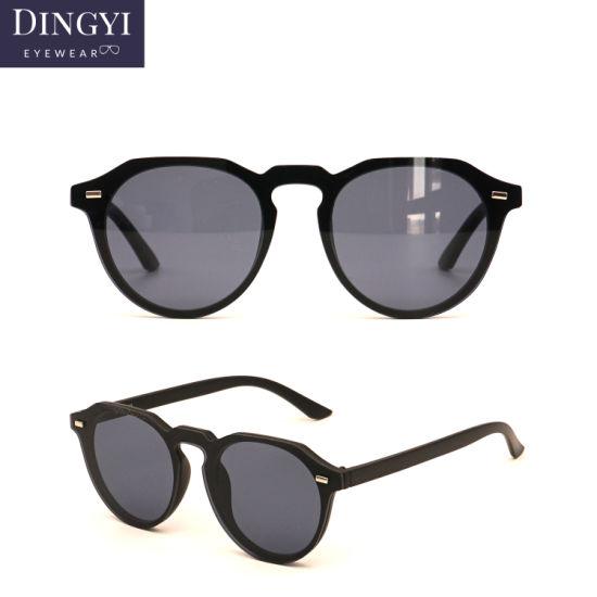 Polarized Sunglass for Men Women Classic Polarized Sunglasses Man Driving Fashion Male Eyewear Designer Sunglasses with Flash Mirror Lenses