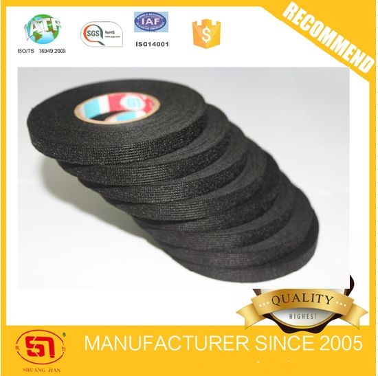 Similar to Tesa Tape of High Quality Cloth Automotive Wire Harness Tape