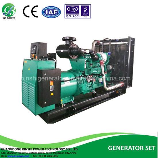 375kw/469kVA Diesel Generator Set / Genset / Generating Set with Cummins  Engine Qsz13-G2 (BCS375)