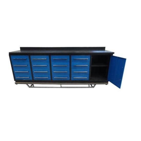 Amazing China Durable 16 Drawer Tool Cabinet With 1 Cabinet Door Uwap Interior Chair Design Uwaporg