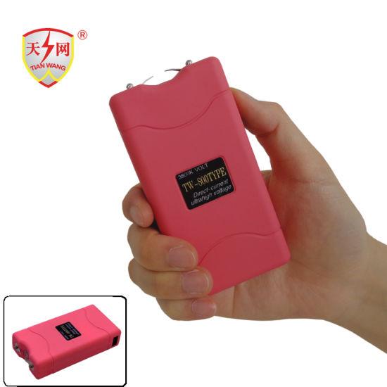 Small Portable Electric Shock Stick Stun Guns