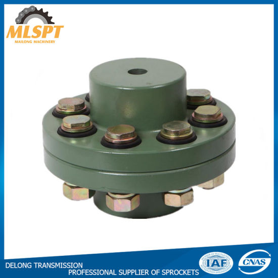 FCL Type Industrial Mechanical Cast Iron Couplings pictures & photos