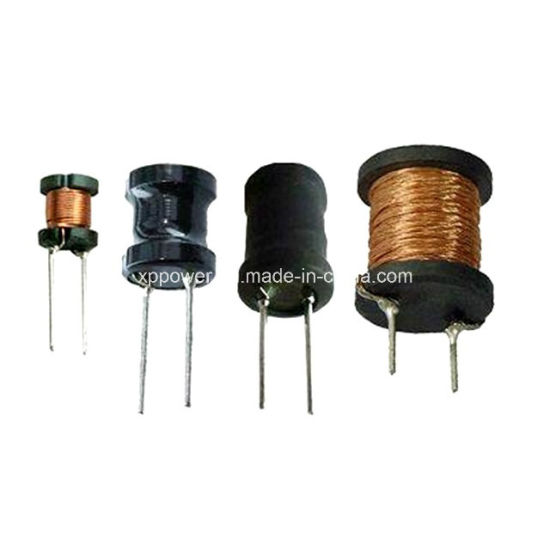 China Top-Quality Leaded Power Pin Inductors and Power Choke Coils