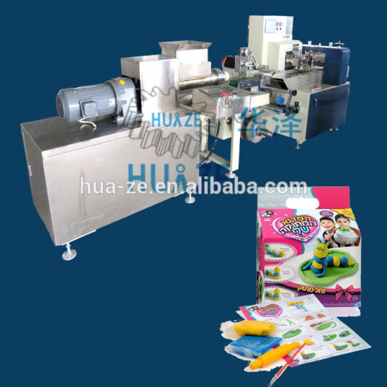 12 Color Play Dough Packing Machine for Mud pictures & photos