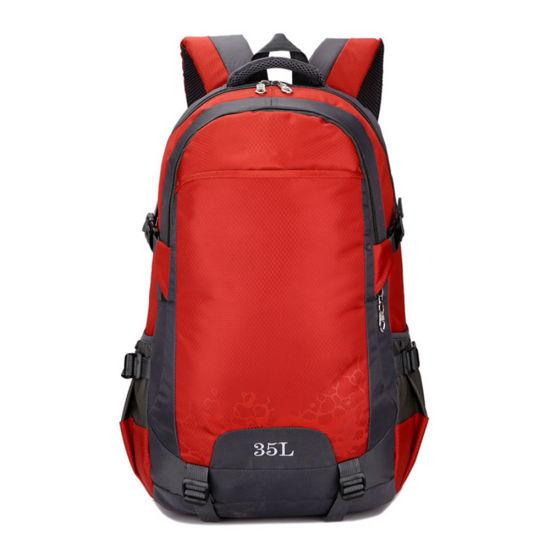 8a8c234c4b43 China Factory Custom Hiking Bag Sport Travel Trekking Backpack ...