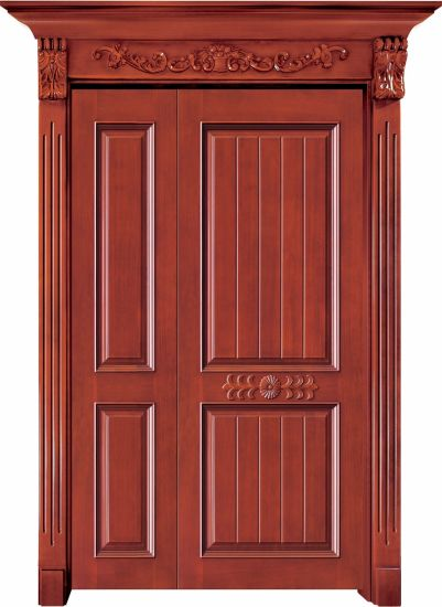 Son Mother Solid Timber Flush Wooden Dutch Doors
