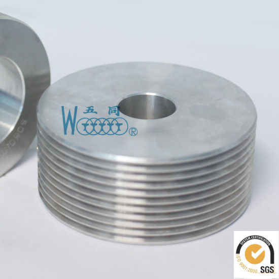 Galvanized Belt Pulley pictures & photos