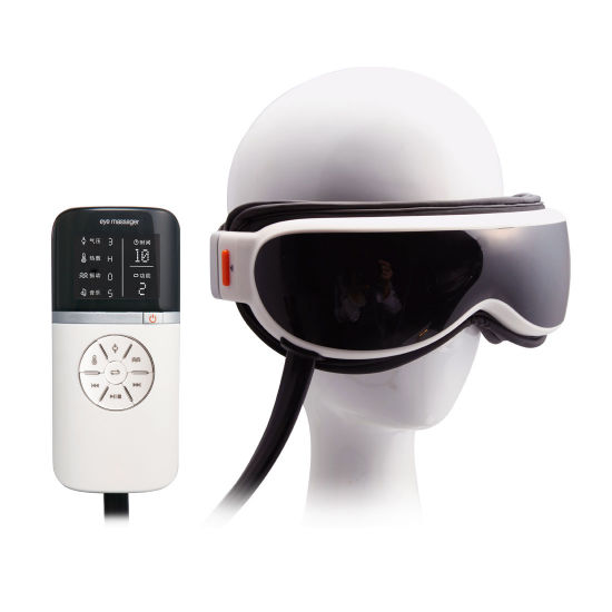 Controller Operated LCD Display Eye Massager pictures & photos