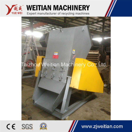 Ce Certificate Swp800b-2 Strong Waste Plastic Crusher