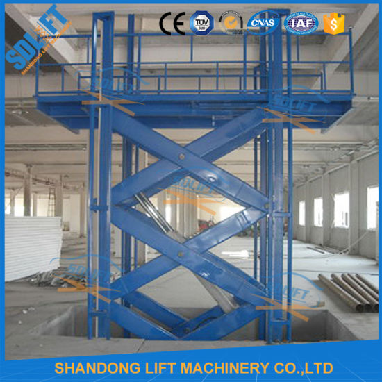 Good Quality Car Lift Price for Elevator Car pictures & photos