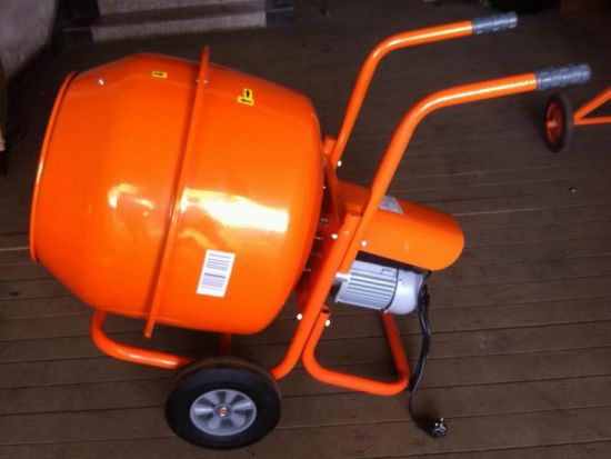 Favourable 5cuft Electric Cement Mixer pictures & photos