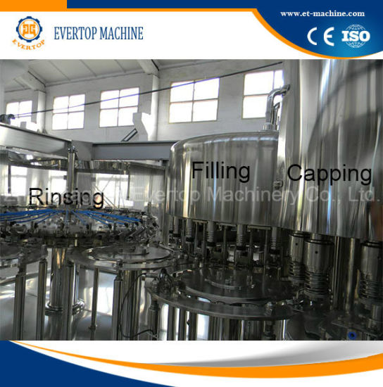 Automatic Mineral Water Bottling Machine pictures & photos