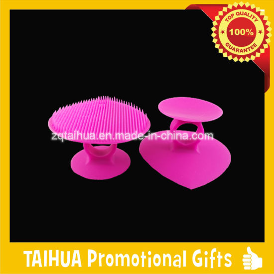 Silicone Face Washing Brush/Comfortable and Convinent Facial Washing Brush pictures & photos