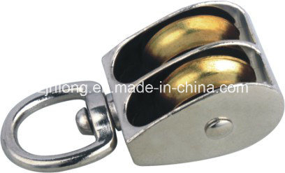 Swivel Eye Pulley & Zinc Alloy Pulley pictures & photos