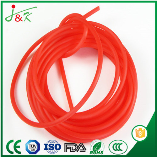Extruded Soft/Elastic 6mm Natural Rubber Cord pictures & photos