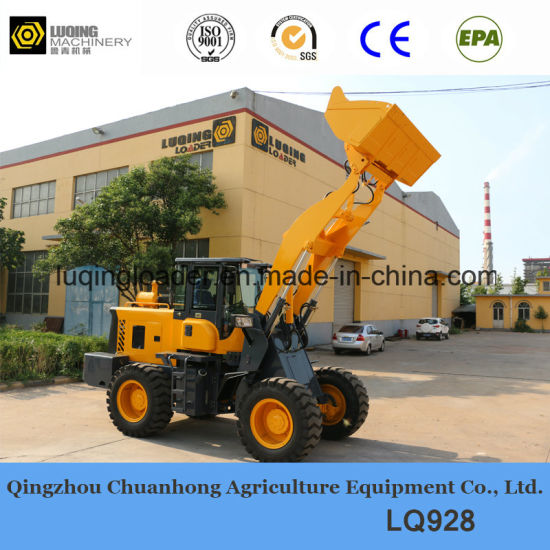 2.8ton Wheel Loader with CE, ISO9001 pictures & photos