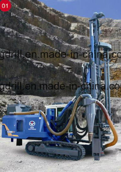 2018 Hjg Full Hydraulic Multifunctional Drilling Rig Hjg-M165 pictures & photos