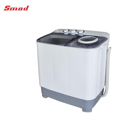 110/220V 60Hz Top Load Semi-Auto Twin Tub Washing Machine